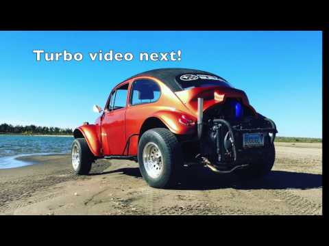 1968 Volkswagen Beetle with Subaru engine