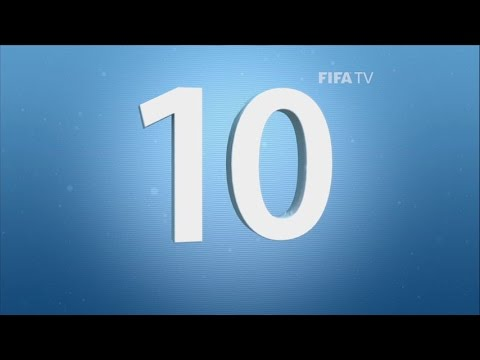 WORLD CUP HISTORY: Top 10 Goals - Toe-pokes