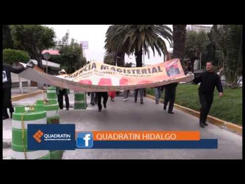 Marcha 20 de Noviembre Pachuca