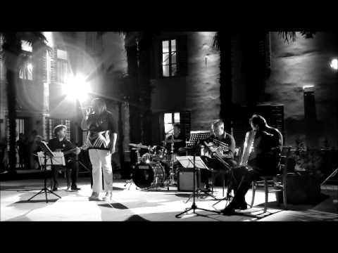 GORNI KRAMER QUARTET & MARTINA FERI - LA PIU' BELLA DEL MONDO (Marini) - Gorizia, Istituto di musica, 17/7/2012.