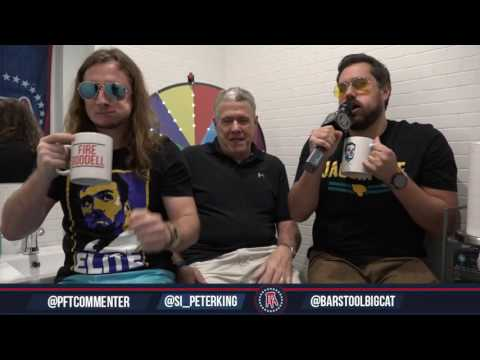 "Pardon My Take ""Exit Interview"" Featuring Peter King from Sports Illustrated"