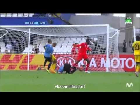 Кубок Америки! Уругвай 1:0 Ямайка!!