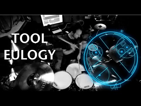 Tool Eulogy Drum Cover - Johnkew