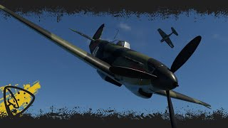 War Thunder: Yak-9T