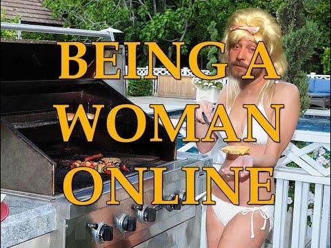 Internet Comment Etiquette: Being a Woman Online