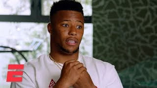 Saquon Barkley: I would rather make the playoffs than have individual records | NFL Interview