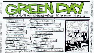 Green Day - Paper Lanterns