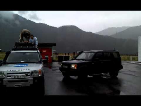 Перед выходом из Чемала © Igant