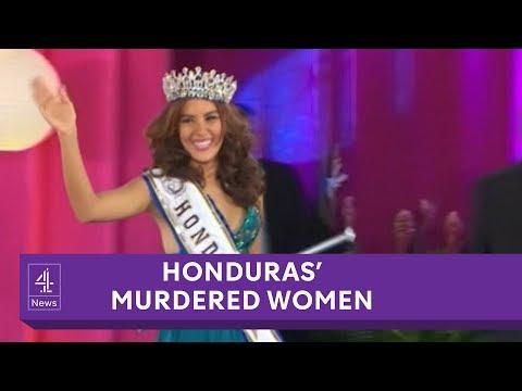 Inside Honduras: Where women are murdered for $60