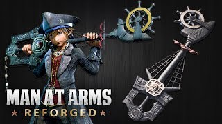 Sora's Pirate Keyblade - Kingdom Hearts - MAN AT ARMS: REFORGED