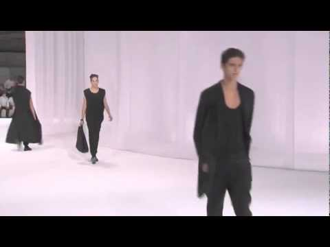 Dior Homme  Spring Summer 2011 Fashion Show