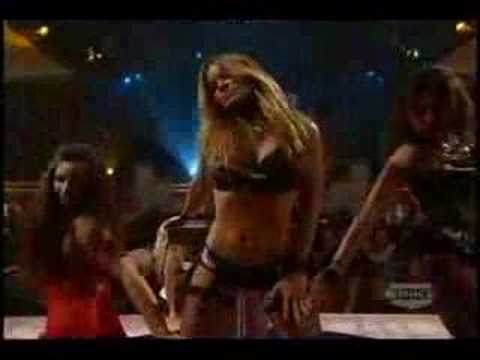 Carmen electra live performance Video