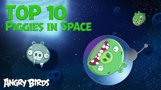 Angry Birds - Rocket Science Show   Top 10 Moments