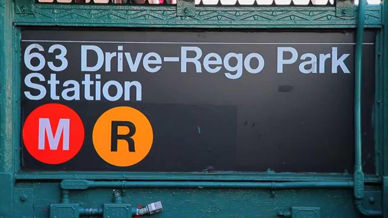 Muninyc 63rd Drive Amp Queens Boulevard Rego Park