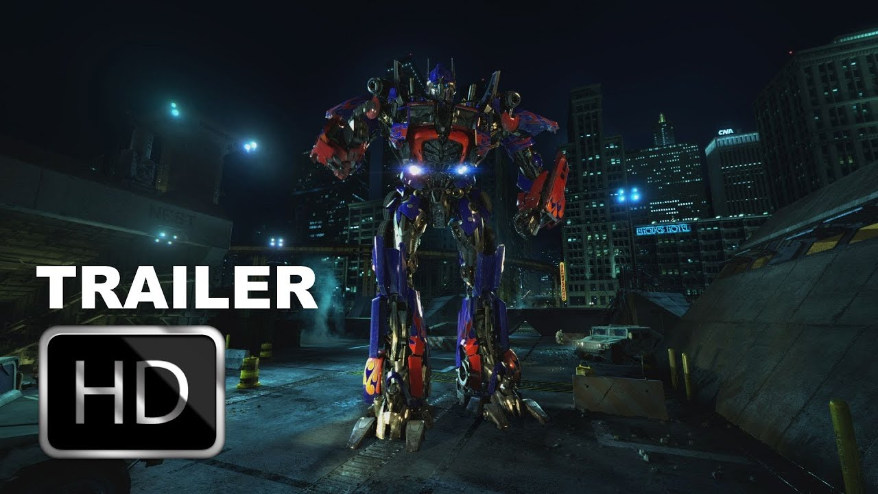 Movie trailer of transformers 2