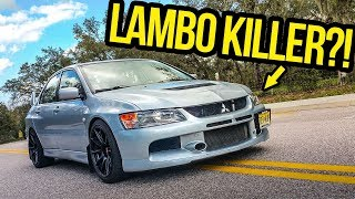 The Mitsubishi Lancer Evo 9 MR Is A $20,000 Supercar KILLER, But Is It Worth It?