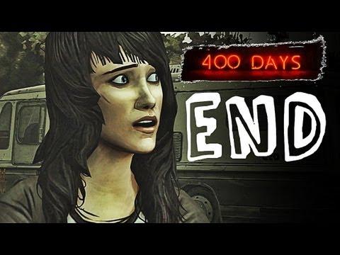The Walking Dead 400 Days Ending - Gameplay Walkthrough Part 6