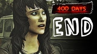 The Walking Dead 400 Days Ending - Gameplay Walkthrough Part 6