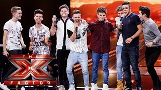 Watch the first clip of the new X Factor Boyband   Boot Camp Preview   The X Factor UK 2014