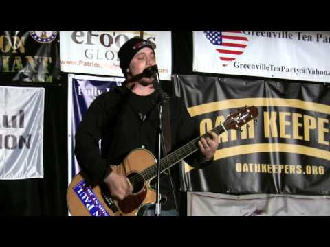 "Jordan Page - ""The Light of Revolution"" (Ron Paul 2012 Anthem)"