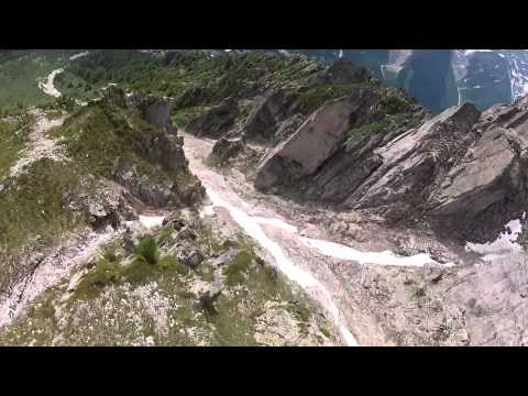 Somewhere in Paradise -  Wingsuit Proximity Flying by le Blond