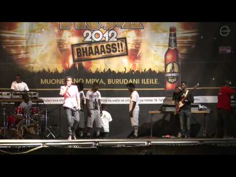 FIESTA 2012 MWANZA -BARNABA