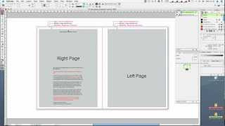 Indesign Intructions