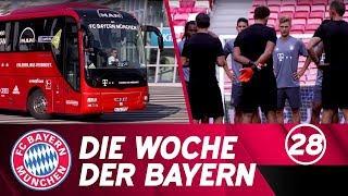 Der FCB startet in die Champions League! | Die Woche der Bayern | Ausgabe 28