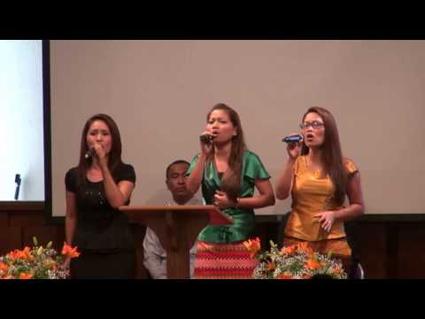 Zioni Thangmawii Dindini - Kan Inhlan E (Mizo SDA Church Music...