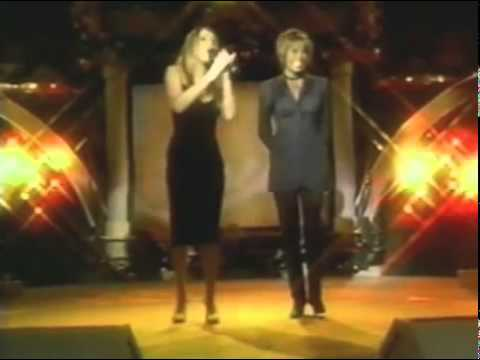 (HQ) Mariah Carey   Whitney Houston - When You Believe (Oprah Winfrey Show 1998).flv Music Videos