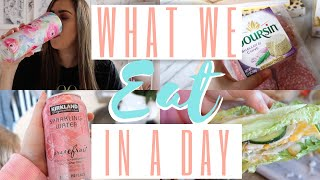 What We Eat In a Day During Quarantine! Toddler Meal ideas + Keto Meals for me!Quick Healthy Recipes