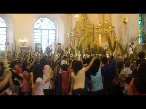 Palm Sunday starts observance of Holy Week 2013