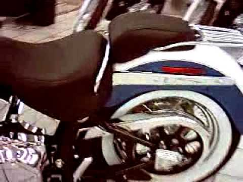 2005 Harley Davidson Softail Deluxe Video