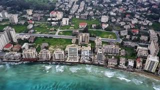 Varosha from Air | Famagusta | Cyprus | Follow me!