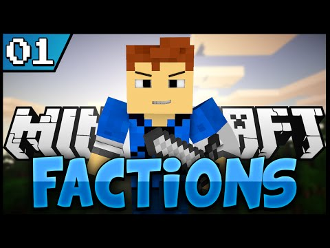 Minecraft OP Factions GODLY WEAPONS Episode 1