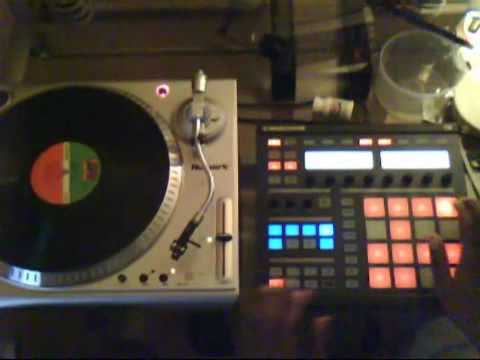 Native Instruments Maschine - Sample Beat Dream Big...lol