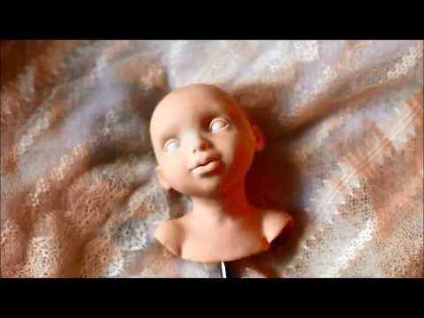 Голова для куклы