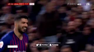 Lionel Messi vs Real Madrid (Away) 2019 HD