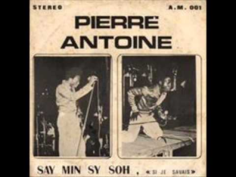 Pierre Antoine - Say Min Sy Soh (1970's, country Ghana)