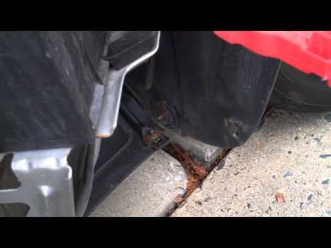2008 Pontiac Solstice GXP Battery Change