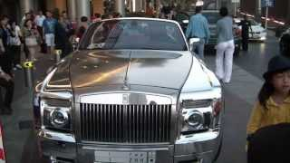 Rolls Royce Phantom Chrome 2013