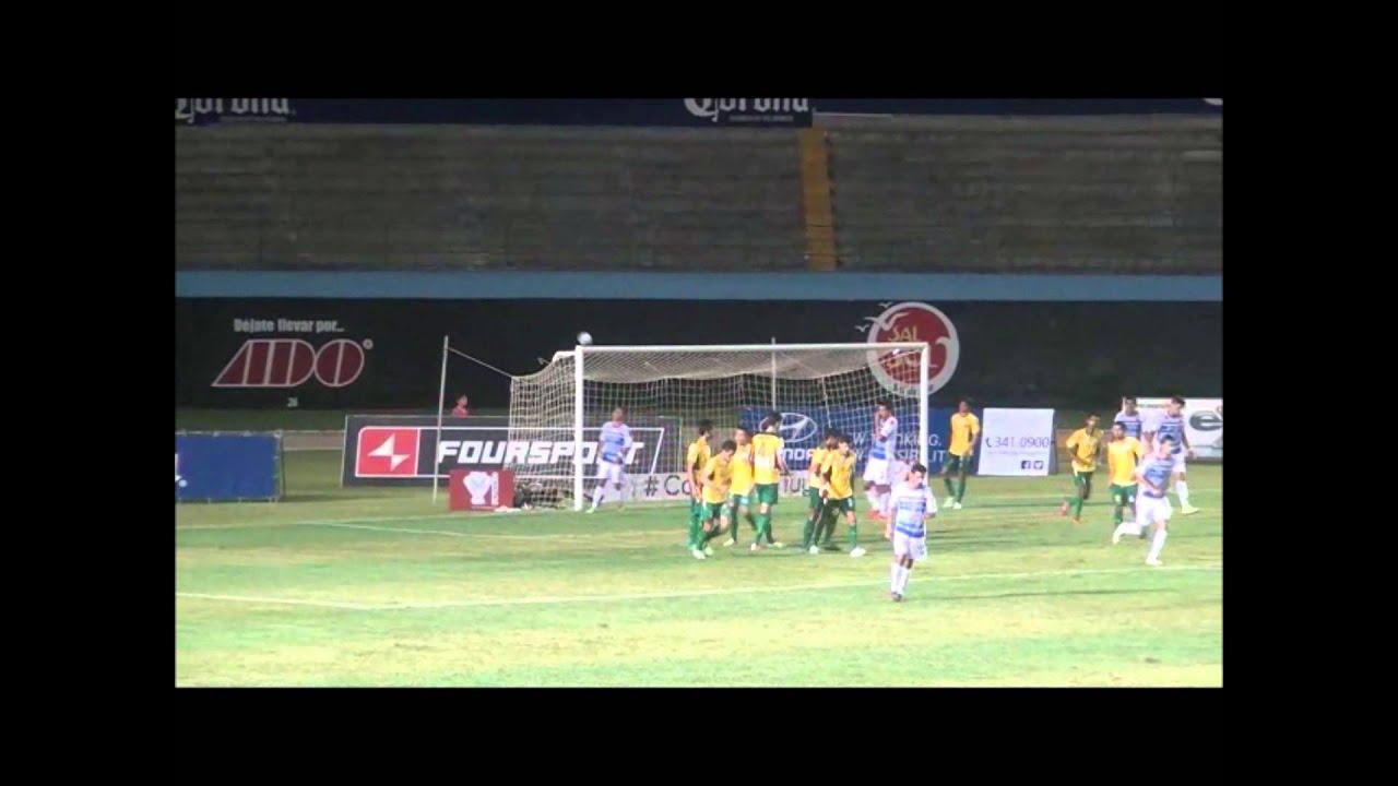 Merida FC 1-0 CF Atlante