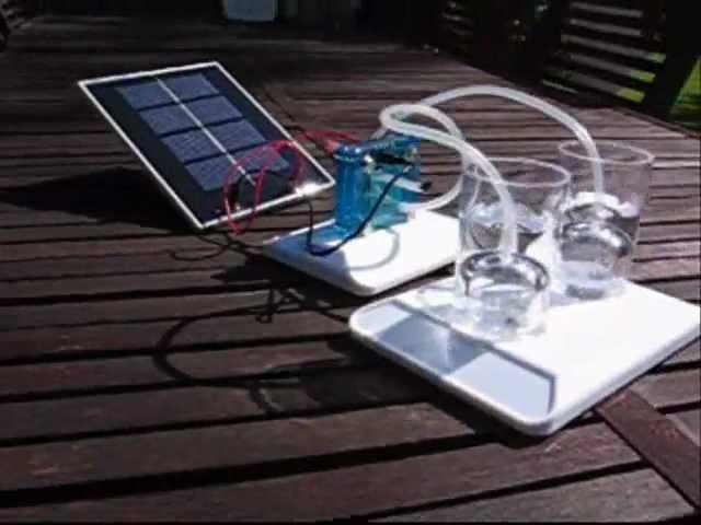 Energiespeicher Wasserstoff