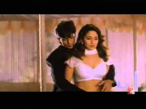 ▶ Madhuri Kiss On Neck video