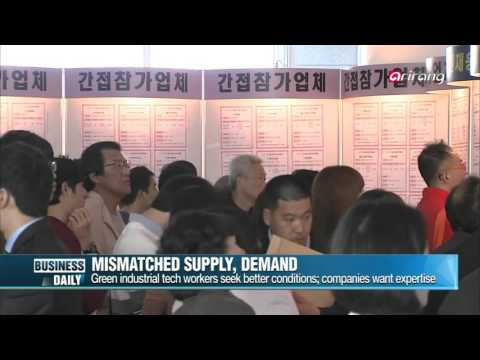 Business Daily-Labor shortage amid unemployment conundrum   구직난 속 구인난, 중소기업 인력 부