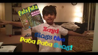 How To Sing The Pata Pata Song.