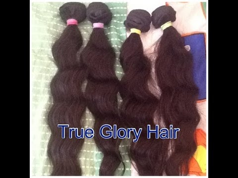 New Hair GURLLL! True Glory Hair: Initial Review