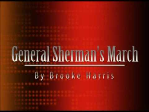 General Sherman's March