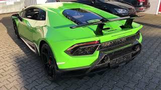 Lamborghini Huracan Performante / Sound