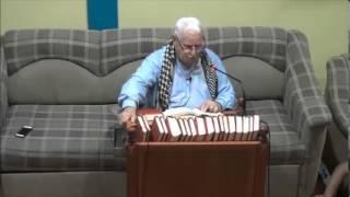 Necmi İlgen - Risale-i Nur Dersi